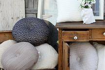 Pillows @ Puffs @ Blankets