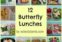 Lunch Box / Lunch box ideas for kids