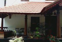 Kerala houses