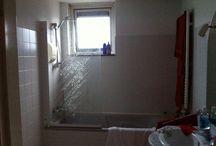 Bathroom remodeling - Badkamer verbouwing / Remodeling of our own bathroom - De verbouwing van onze badkamer - 2014