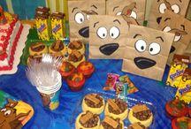 festa Scooby
