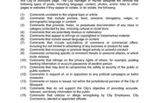 City Disclaimer / by Moorpark City Library