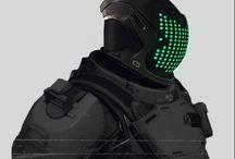 acgggca - suit concept