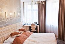 Pokoje w Hotelu Gal / Zdjęcia przedstawiają wygląd pokoi w hotelu Gal.