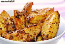 Recetario / Las recetas son sólo guías, sé pueden adaptar a los gustos de cada un@. Por ejemplo, no aňadir carne o sustituirla.