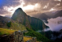 Peru / Going to Peru in December 2012! Hope I will survive the wet season there. :) / by W