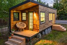 Tiny Houses / Tiny houses that pack in big charm and inspiration for small space decorating. / by Country Living Magazine