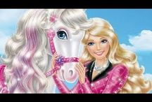 Barbie and her sisters in the pony tale