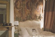 Bedrooms / by Southern Lady's Teacup Poodles Smith