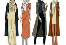 Hijaber outfit