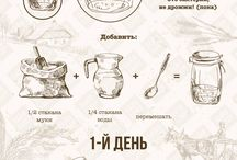 зауваска для хлеба