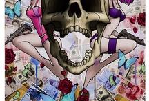 Mike Shinoda Art