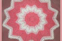 crocheting / by Ilene Welch Hess