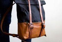 DIY - Roll top backpack