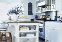Kitchen Ideas / Dreaming of the perfect kitchen.
