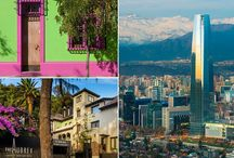All About Santiago / Chosen by the New York Times as 2011's #1 destination to visit, Santiago is a dynamic and contemporary metropolis located in the heart of Chile's fertile central valley.