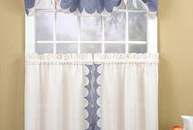 Curtains -fuggonyok-záclony