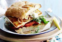 Recipes: Burgers, kofkas, falafel