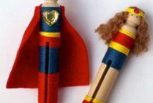 Super hero craft