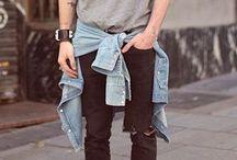 Men's Grunge Style