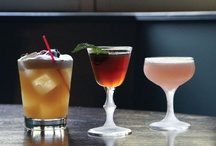 Adult Beverages / by Kristie Barnes