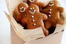 Gingerbreas cookies gluten free
