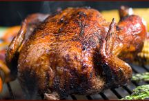 Traeger Recipes / by Holly Knouse