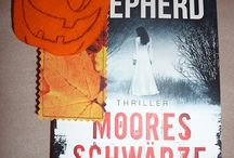 Vorablesen Halloween Lesezeichen Challenge / Die tollen Ergebnisse unserer Halloween Challenge 2016! Super Ideen für DIY-#Lesezeichen für alle #Buchmenschen.