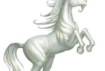 Unicorn • White