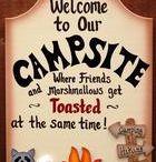 Camper Signs