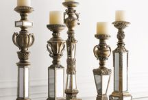 Gold & Silver Interior / Interior Design and decor with Gold and Silver