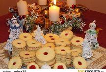 vánoční pečení