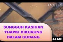 THAPKI EPISODE TERBARU DIKURUNG DALAM GUDANG !!! KASIHAN