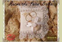 RECUERDOS PARA BODAS .BAUTIZOS Y COMUNIONES / by Lolitoba recetasparamishijos blog