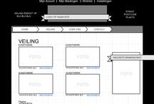 Vlakverdeling + Presentatie schets