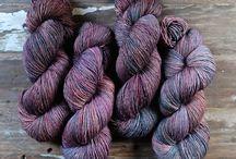 Wishbone Yarn / all the colours