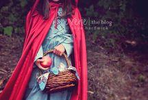 LITTLE RED RIDING HOOD / an evergreen story
