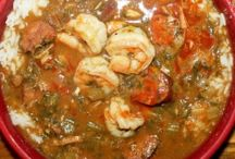 Creole/Cajun & Soul Food Recipes / by Let's eat with Alicia