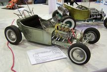 miniature hot rod
