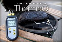 The ThermoWorks ThermaQ / Give a warm welcome to the NEW ThermaQ®! Designed for Hard-Core BBQ-ers, Chef-Level Sous Vide and Gastronomes. Check out all the features here: http://bit.ly/1DXsVsU