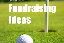 Golf fundraising ideas