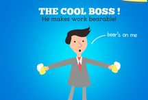 People@Work / The many personalities at your workplace!