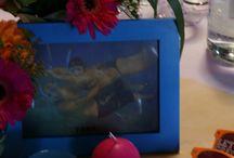 D1J - Mariage L&G Latino chic / Mariage sur le thème Latino chic Coloré (rose fushia, bleu, cyan, orange, ...)