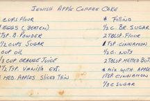 Recipes: Coffee Cakes