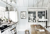 Kitchen Envy / Inspiring and beautiful kitchens   / by Foodzai