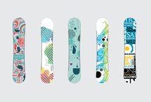 Snowboardstuff / by Tiffini Tindari