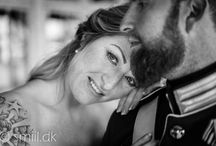 Wedding photography in Copenhagen, Denmark / Wedding photo by http://smiil.dk.