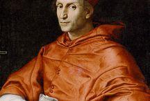 Rafaël (Urbino, 6 april 1483 – Rome, 6 april 1520) / Ook Raffaello Sanzio