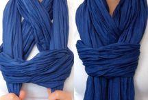 шарф и палантин