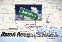 Fair Oak Estates Baton Rouge 70810 / Home Styles in Fair Oaks Estates Subdivision Homes in Baton Rouge Louisiana 70810 / by Bill Cobb